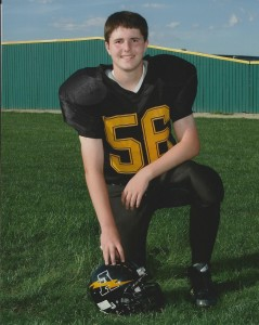 0001 Matt's Freshmen Football Pic
